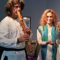 Armand and Angelina – Sacred Sound Meditation Concert at SEC
