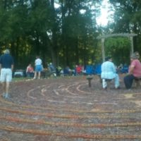 Fall Equinox Labyrinth Walk and Cookout