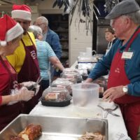 The Dothan Rescue Mission – Christmas Dinner